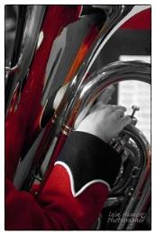 Euphonium player