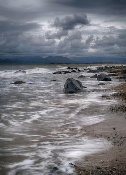 Llandanwyg Beach by tywanda46