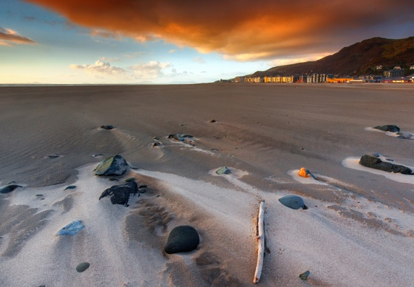 Recede of Light and Tide by chris-p