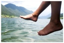 the joy of summer  (Weissensee /Carinthia) by bliba
