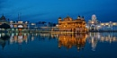 Blue hour magic over Harmandir Sahib by sawsengee