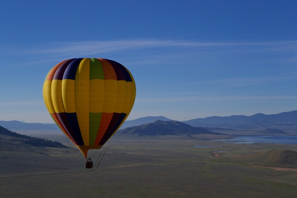 Balloon flight over Colorado by P_Higham