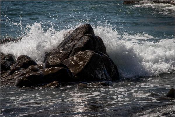 Wet rock blues by rambler