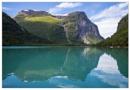 Glacial Lake by mjparmy