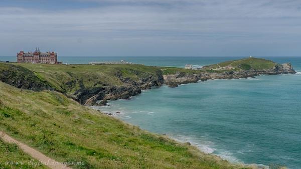Headland, Newquay by Alan_Baseley