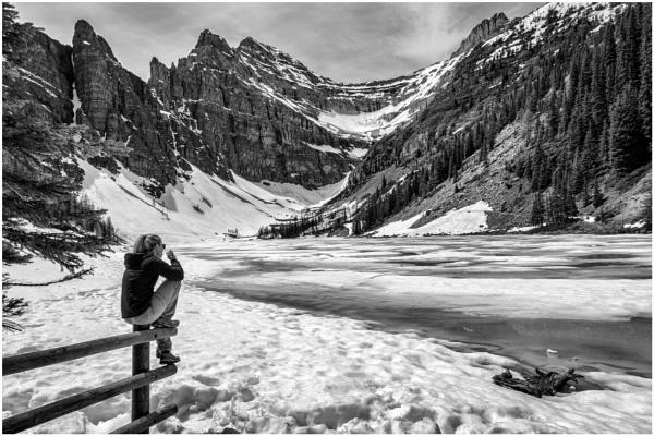 Lake Agnes by Jasper87