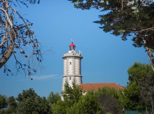 Guia Lighthouse Cascais by HarrietH