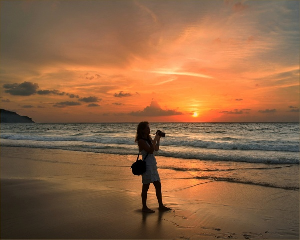 Thailand Sunset by sweetpea62