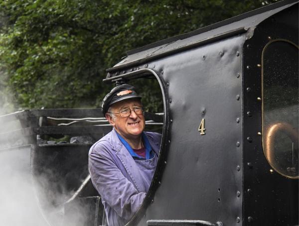 Ralph the Engine Driver by Irishkate