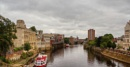 Over the Ouse -York by Irishkate