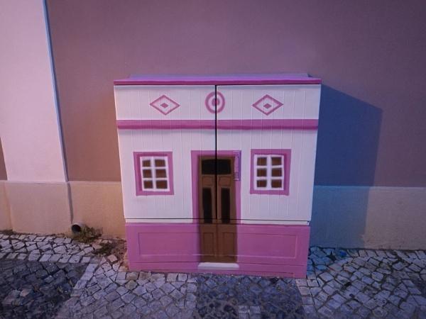 "\""Casas Portuguesas\"" by Chinga"