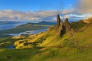 The old man of storr by carson-images