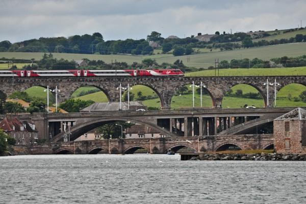 The Three Bridges by Drighlynne