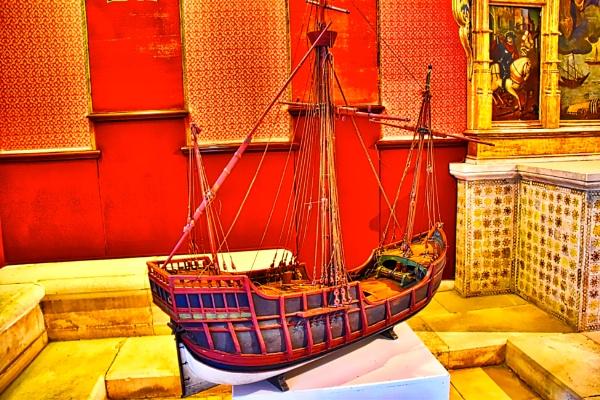 Tall Ship. by WesternRed
