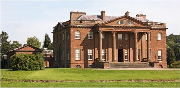 Berrington Hall by DicksPics