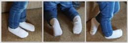 Little Legs and Little Feet
