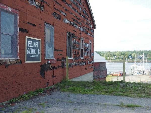 Traveling in Maine #8 by handlerstudio