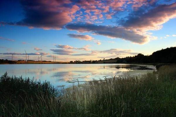 Lochgelly Loch by Eckyboy