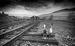 Cumbrian mine tracks