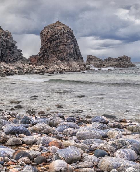 Dail Beag Beach by RobertTurley