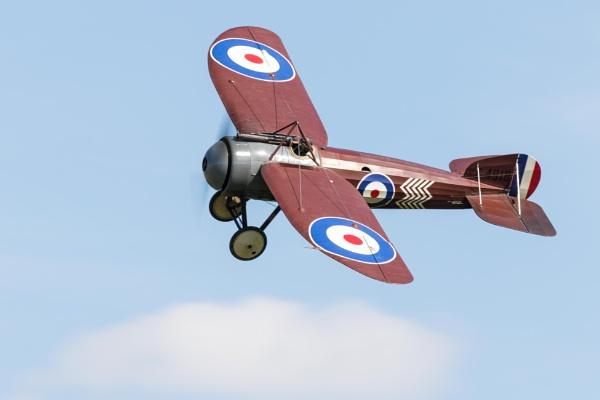Bristol M1c by nobby1