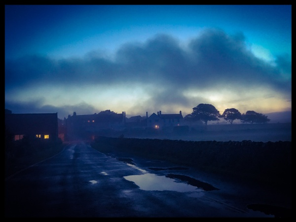 Beyond the mist... by ClementineH