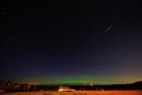 last Nights Meteors by A_Harrison