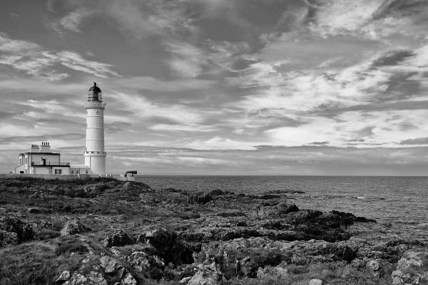 Corsewall Lighthouse by Backabit