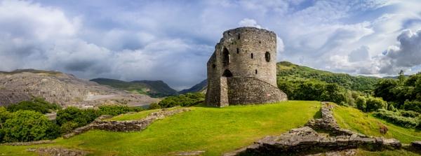 Dolbadarn Castle II by falsecast