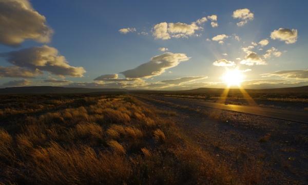 The Road - Kilometer 1428 by PentaxBro