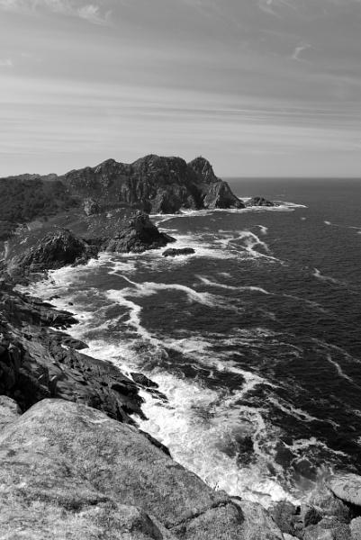Illas Cíes, Vigo, Galicia by tonycullen