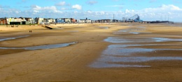 Blackpool by day
