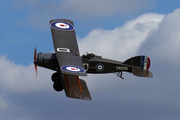 Bristol F2 Fighter by mungoray