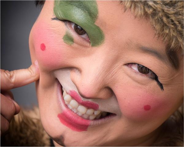 Korean girl by KingBee