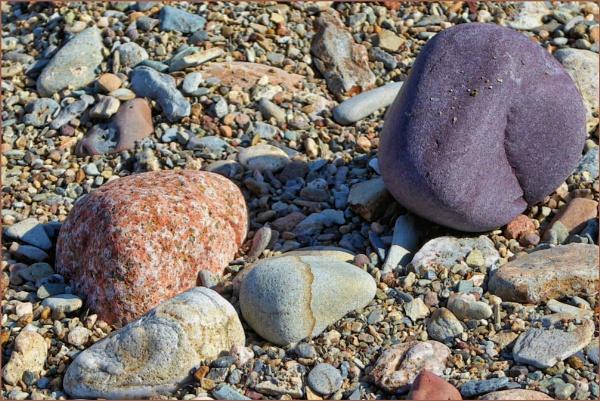 On the Rocks by Joline