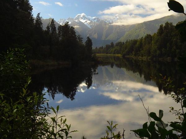 Lake Matheson 7 by DevilsAdvocate