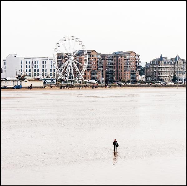 Stranger on the shore, 2. by franken