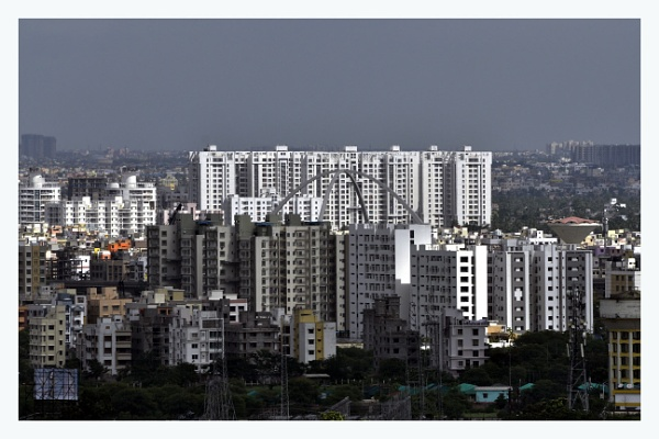 The New Town Surprise by prabhusinha