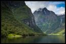 Fjord by mjparmy