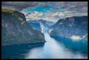 Norwegian Fjord by mjparmy