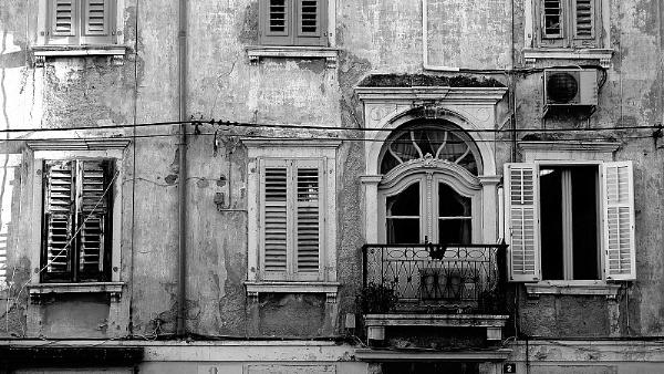 The balcony by doolittle