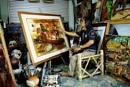 Painter by WimpyIskandar