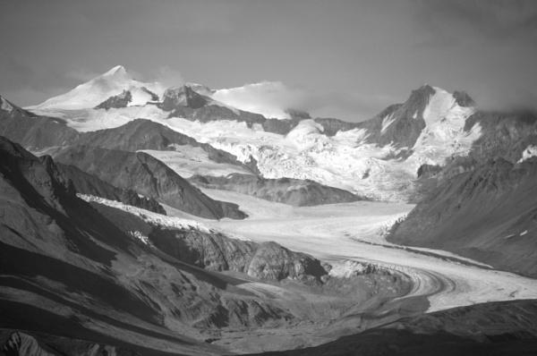 Glacier Weather by Rebeak