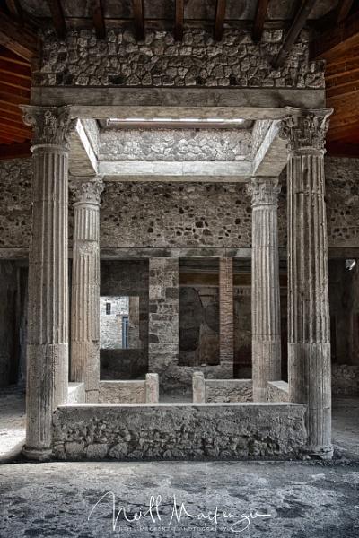 pompeii villa by jimmymack