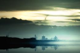 misty steelworks