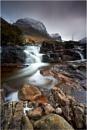 Bealach Falls by jeanie