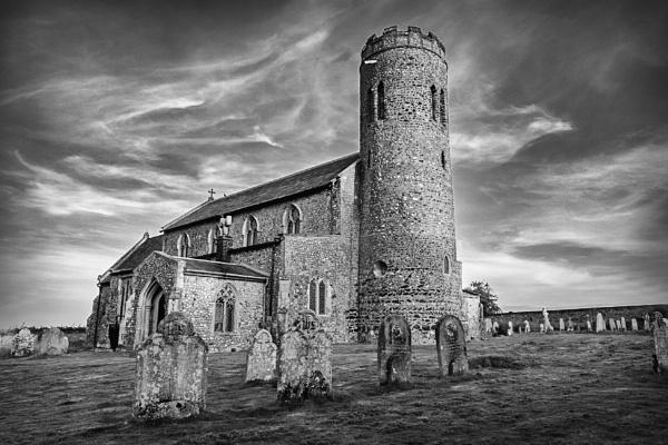 Roughton Church , Norfolk by vivdy