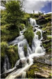 Nant y Gerdinen Falls