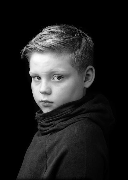 Young Man by Leedavieshadley