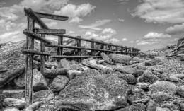 Photo : Reculver Sea Defences